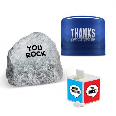Thanks for All You Do Fun Motivation Gift Set