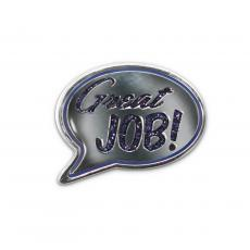 Appreciation Pins - Great Job Lapel Pin