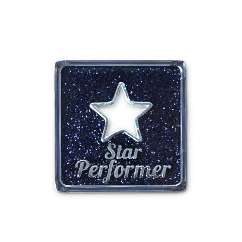 Star Performer Lapel Pin