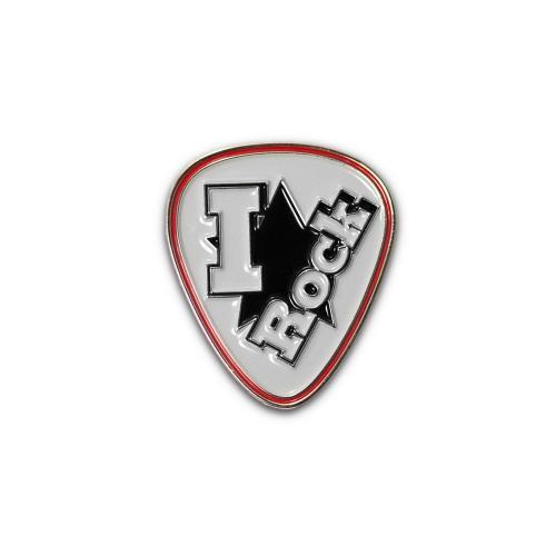 I Rock Lapel Pin