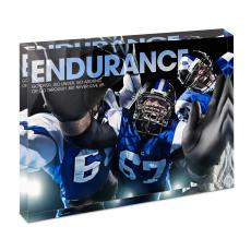 New Products - Endurance Football Infinity Edge Acrylic Desktop