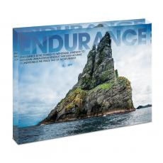 New Products - Endurance Island Infinity Edge Acrylic Desktop