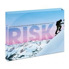 All Posters & Art - Risk Mountain Climber Infinity Edge Acrylic Desktop