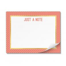Note Cubes - Just a Note: Productivity Pad Sticky Notes
