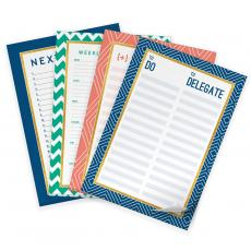 Notepads - Productivity Pads Variety 4-Pack