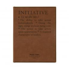 Padfolios - Initiative Definition Personalize Leather Padfolio