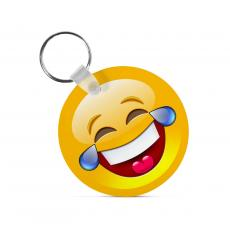 New Products - Laughing Emoji Keychain