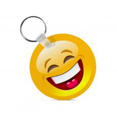 New Products - Smile Emoji Keychain