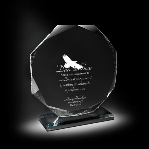 Inclination Glass Award