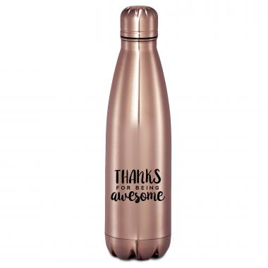 Thanks for Being Awesome 26oz Vacuum Insulated Bottle