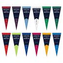Employee of the Month Praise Pennants Pack