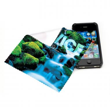 Service Waterfall Microfiber Cleaning Cloth