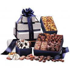 New Products - Holiday Surprise Gourmet Tower