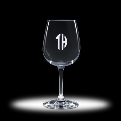 Custom Etched Taster's Glass Stemware