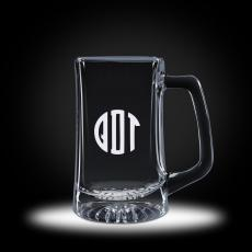 New Personalized Gifts - XL Game Day Glass Mug
