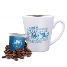 Ceramic Mugs - Thanks A Latte Gift Set