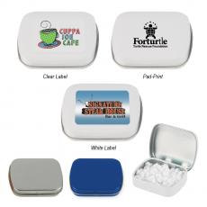 Personal Care - Peppermints In Rectangle Tin