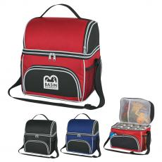 Coolers & Lunch Bags - Two Compartment Excursion Kooler Bag