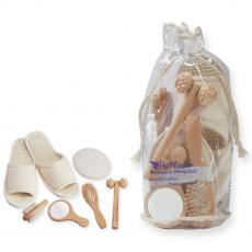 Spa Sets / Travel Comfort Accessories - Deluxe His Or Hers Personal Care Kit