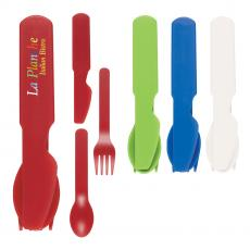 Portable Utensils - 3 Piece Utensil Set