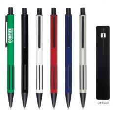 Metal Ball Point Pens - Frontier Pen