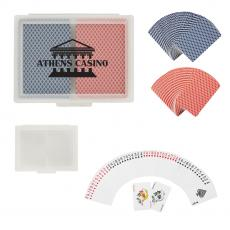 Plush & Novelties - Double Playing Cards In Case