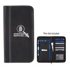 Portfolios & Notebooks - Carbon Fiber Travel Wallet