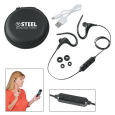 Tech Accessories - Wireless Ear Buds In Travel Case