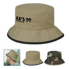 Headwear - Cotton Twill Bucket Hat