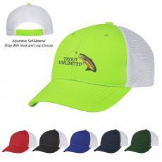 Mesh Back - Two-Tone Mesh Cap