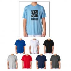 Youth - UltraClub® Youth Cool & Dry Sport Performance Interlock Tee