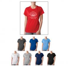 Apparel - UltraClub® Ladies' Cool & Dry Sport Performance Interlock Tee