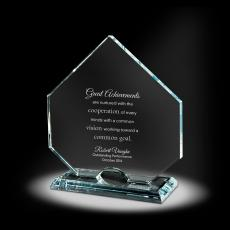 Glass & Crystal Awards - Apogee Glass Award