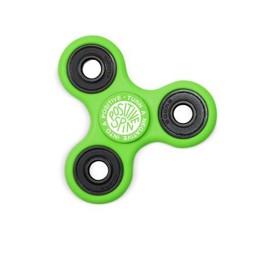 Positive Spin Fidget Spinner - Green