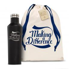 New Products - Corkcicle 16oz Canteen Making a Difference