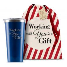 New Products - Corkcicle 16oz Tumbler Holiday Gift