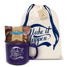 Candy & Food - Make it Happen Camp Mug Gift Set