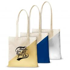 Canvas Tote - Thanks for All You Do Script Canvas Tote