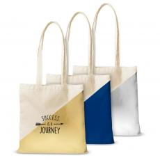 Canvas Tote - Success is a Journey Canvas Tote