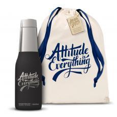 Personalized - Attitude is Everything Svelte 20oz Tumbler