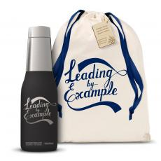 Personalized - Leading by Example Svelte 20oz Tumbler