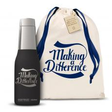 Personalized - Making a Difference Svelte 20oz Tumbler