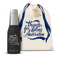 Personalized - Thanks for Being Awesome Svelte 20oz Tumbler