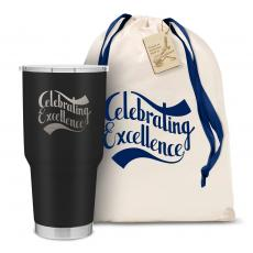 New Products - The Big Joe - Celebrating Excellence 30oz. Stainless Steel Tumbler