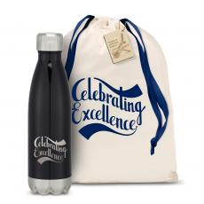 Personalized - Celebrating Excellence Swig 16oz Bottle