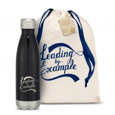 Personalized - Leading by Example Swig 16oz Bottle