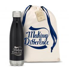 Personalized - Making a Difference Swig 16oz Bottle