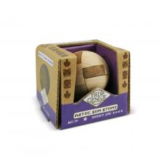 New Products - Aztec Sun Stone Brain Teaser Puzzle