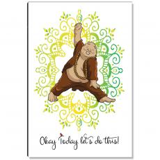 New Products - Budi Lets Do This Inspirational Art