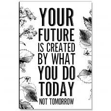 Workplace Wisdom - Your Future Inspirational Art